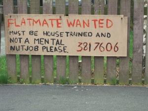 flatmate-wanted