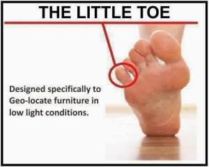 little toe